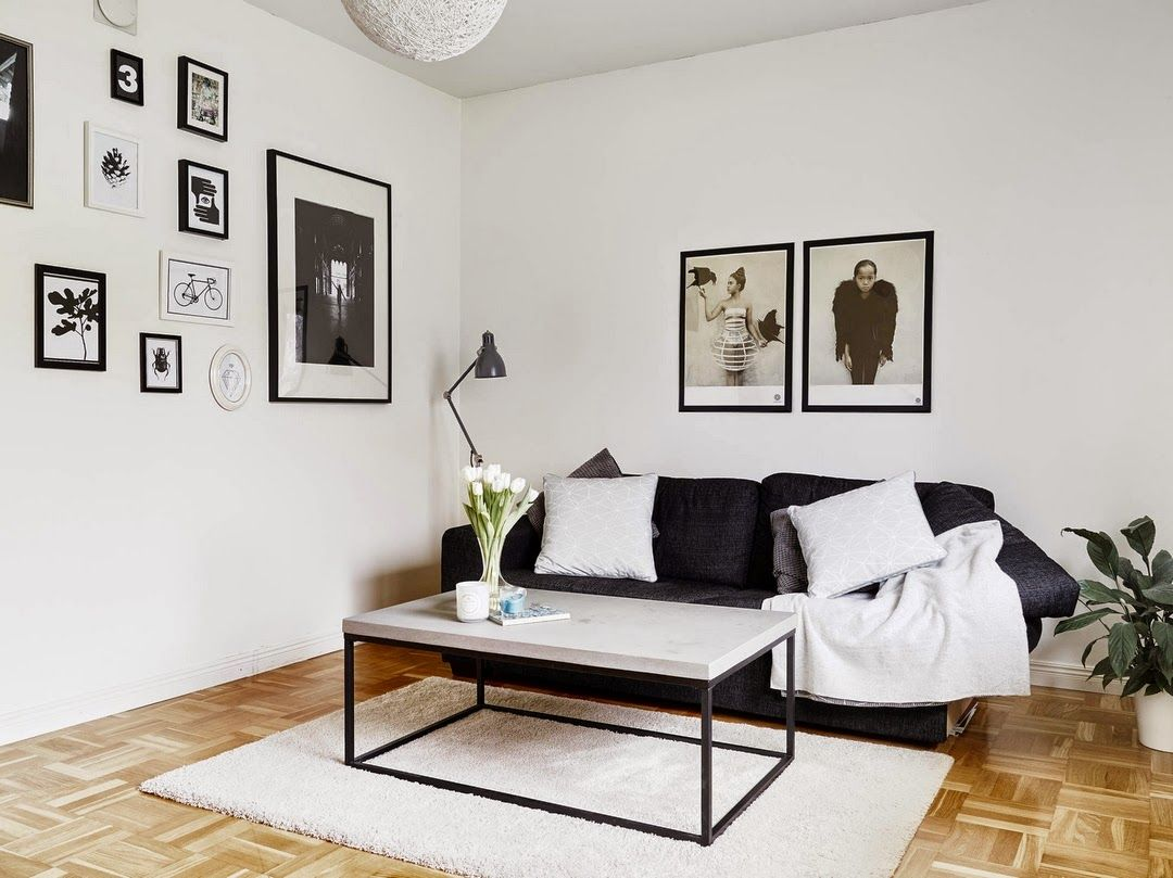Des Plantes Avec Images Interieur Scandinave Decoration Blanc