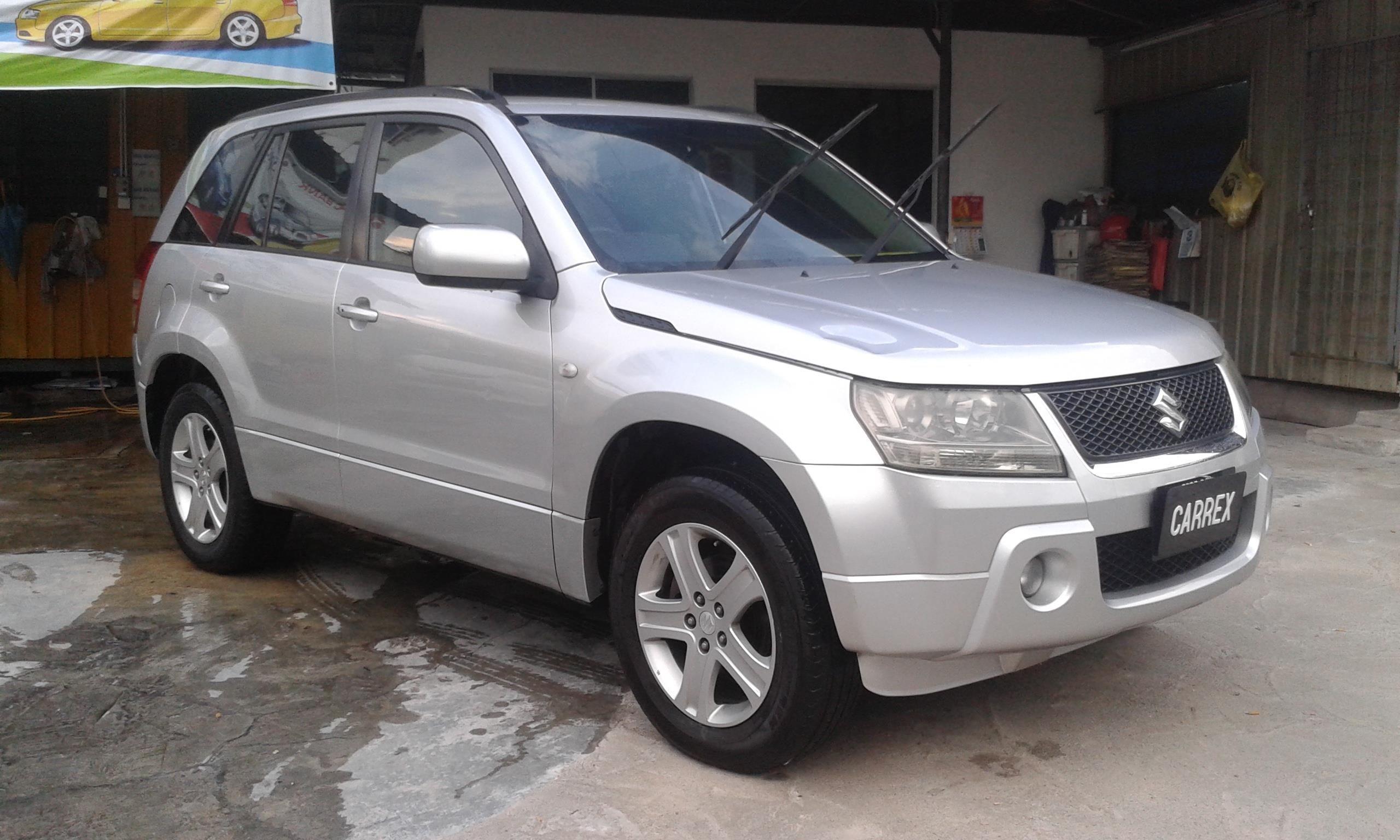 2005 Suzuki Vitara 2.0