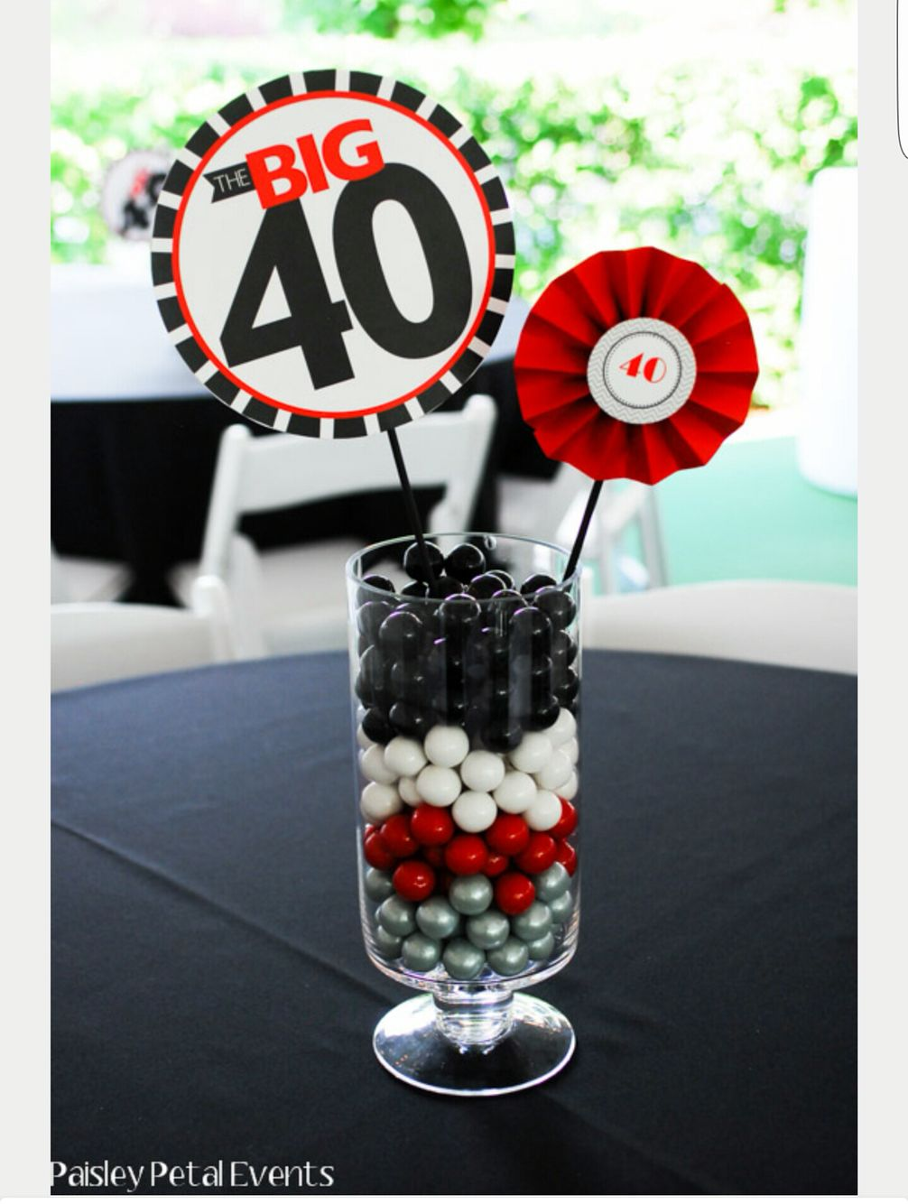 Pin by Beth Dunbarr on Party ideas 40th birthday party
