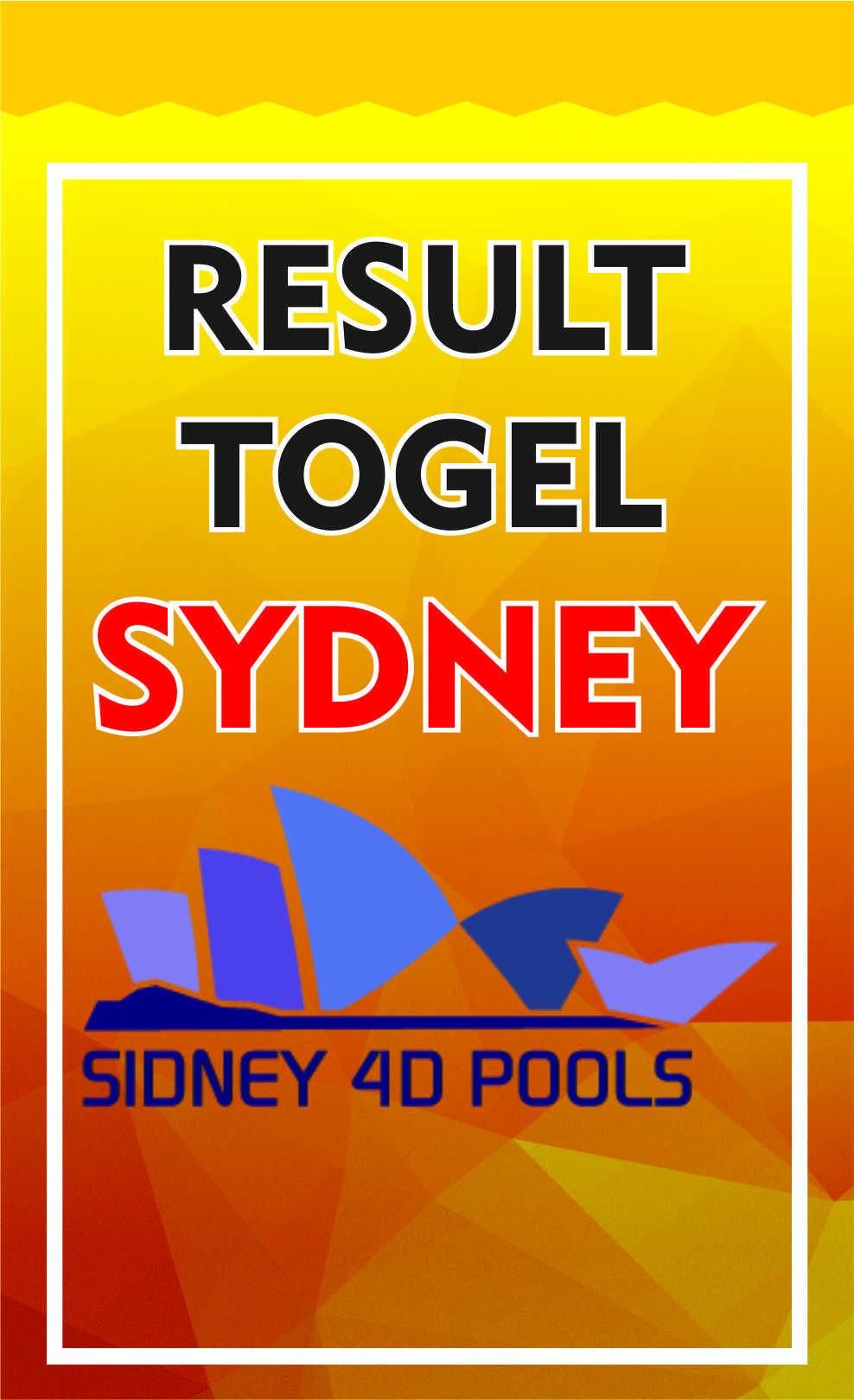 Result Sydney 2020 Lengkap : result, sydney, lengkap, Angka, Keluar, Sydney
