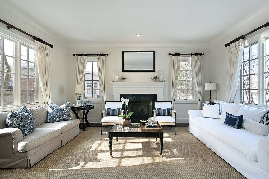 Living Room White Furniture New in Home Decorating Ideas