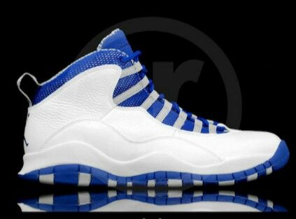promo code 8a737 04cbc Blue Retro 10's | Shoes | Sneakers nike, Sneakers, Shoes