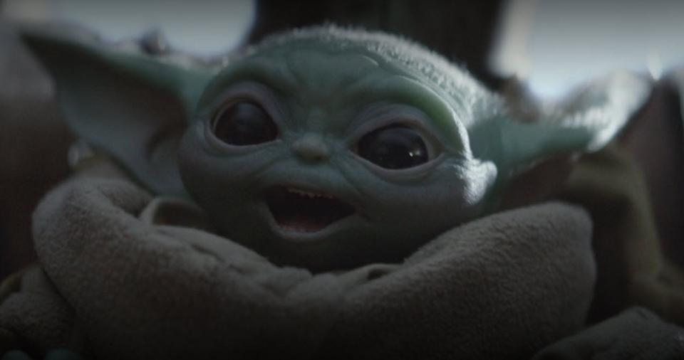 The Mandalorian S Baby Yoda Confirmed To Have An Actual Name But You Can T Know It Yet Yoda Wallpaper Star Wars Yoda Mandalorian