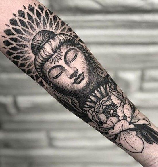 101 Sleeve Tattoo Ideen für Frauen – tolle Ideen als Inspiration und Vorlage