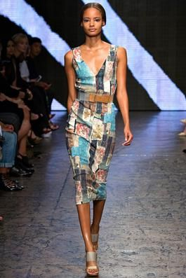 Donna Karan Spring 2015 Ready-to-Wear Fashion Show: Complete Collection - Style.com