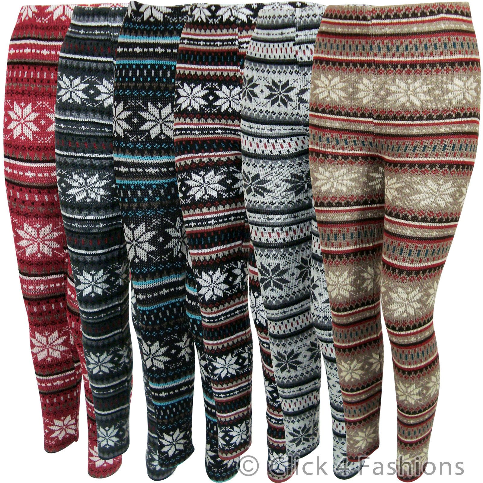 Bunch of woolly leggings again for winter !  http://www.ebay.co.uk/itm/LADIES-WOMENS-WINTER-KNITTED-NORDIC-AZTEC-LEGGINGS-SNOWFLAKE-CHRISTMAS-XMAS-/190889917762?pt=UK_Women_s_Leggins