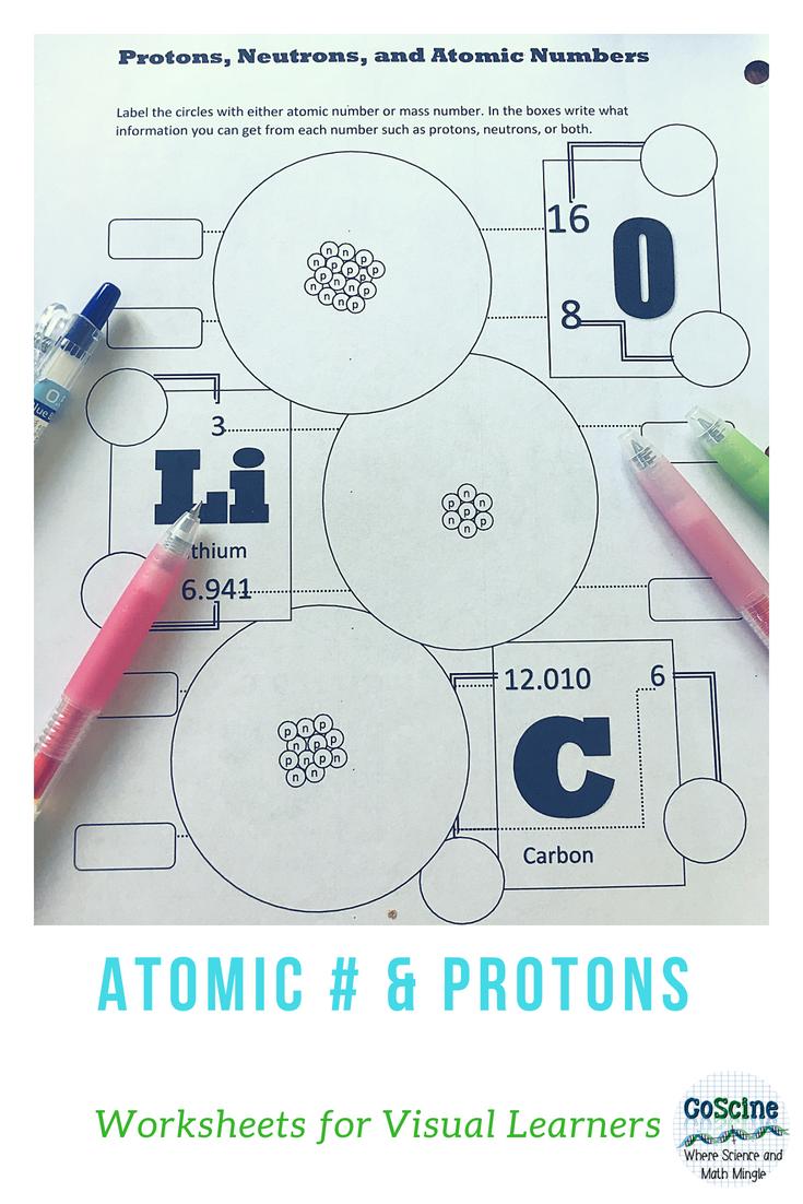 43+ Atomic mass worksheet Information