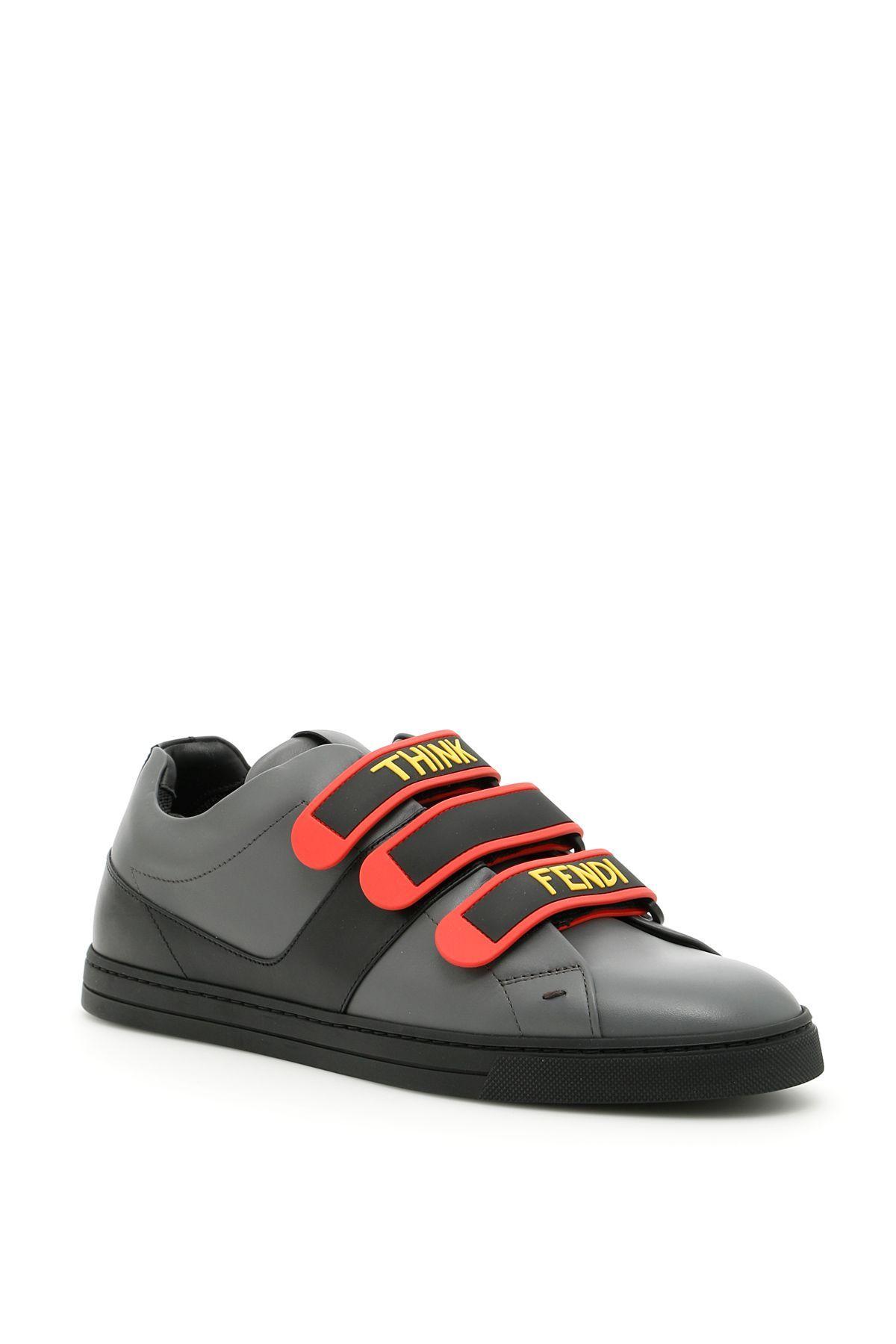 Chaussures De Sport De Vocabulaire Fendi SOQ7JkC5a