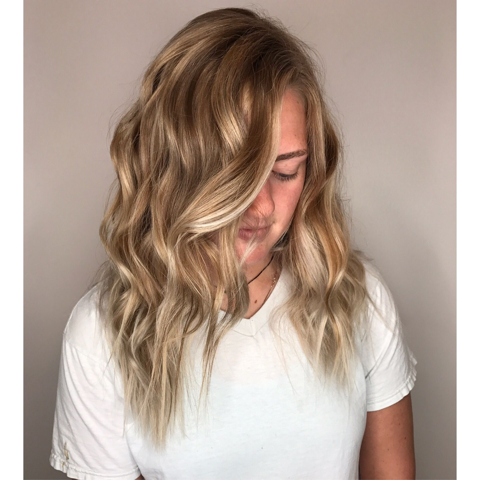 Bespoke Haircut And Balayage By Kerrytape In Hair Extensions