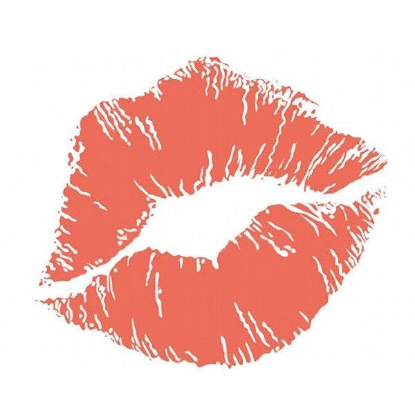 kiss mark - Google 画像検索 ❤ liked on Polyvore