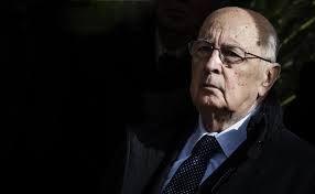 """""""The italian disaster"""" di Perry Anderson, spiega chi è Giorgio Napolitano"""