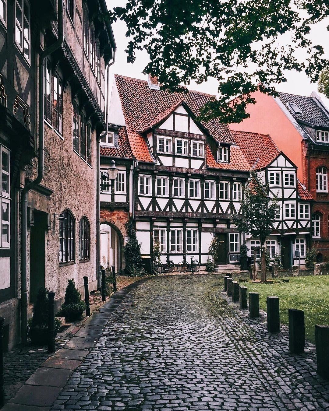 🇩🇪 Braunschweig, Germany.   Braunschweig, Magniviertel, Instagram