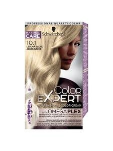 Schwarzkopf Color Expert Light Cool Blonde 10.1 Hair Dye ...