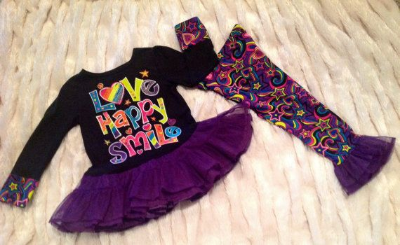 Upcycled fun funky long sleeve outfit size by CreativeDesignsUpcyc, $45.00