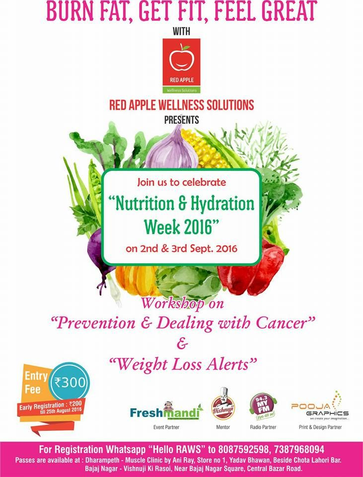 """Conducting Workshop on """"Prevention and Dealing with Cancer"""
