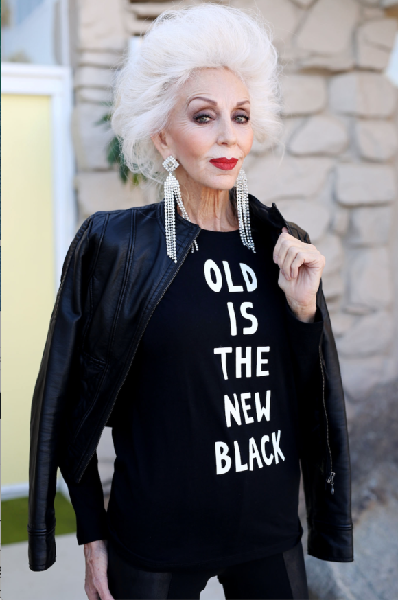 Fashion Outlier Fanny Karst is devoted to older ladies 909c87589d8