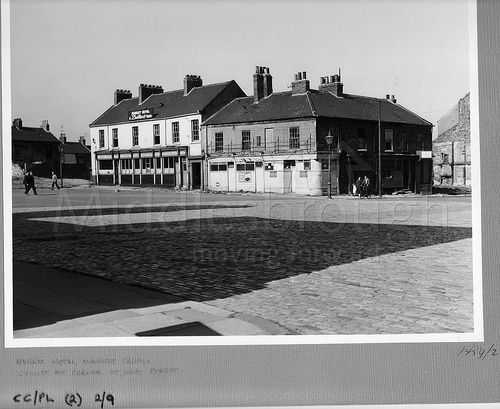 Market Hotel and West Street   by Middlesbrough Council
