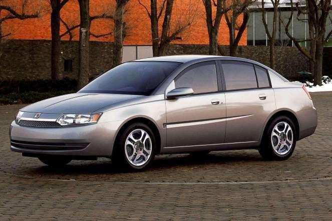 100 Ugliest Cars Of All Time Saturn Car Sedan Fuel Economy
