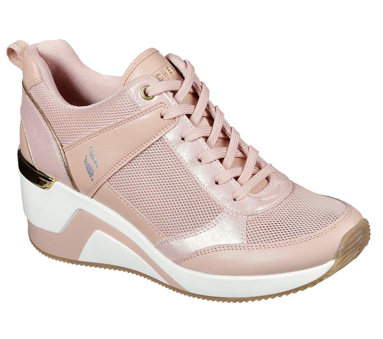 Wedge heel sneakers, Sneakers