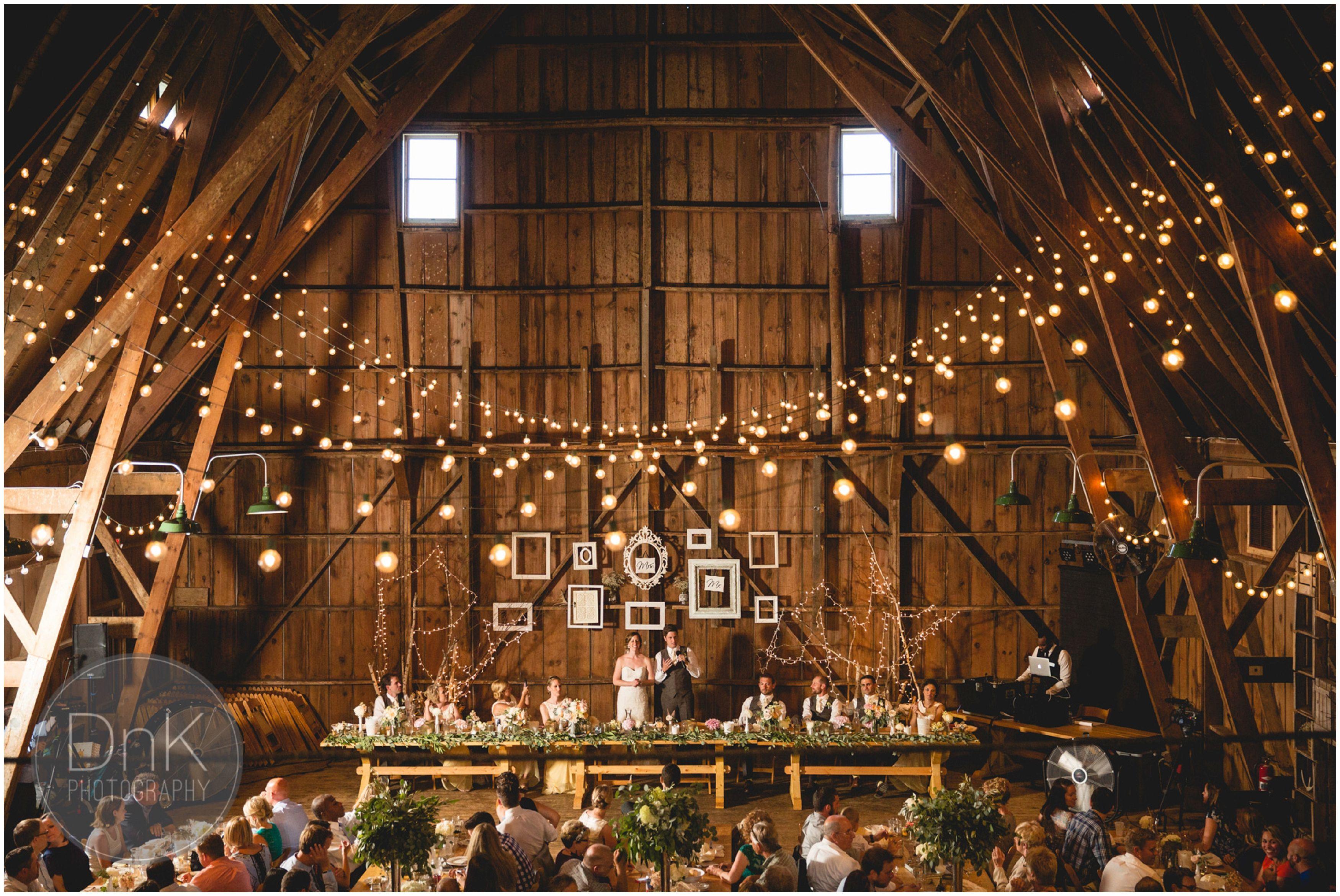 40 Dellwood Barn Wedding Reception Dnk Photography