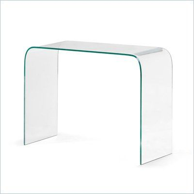 Clear Console Console Table Console Modern Entry