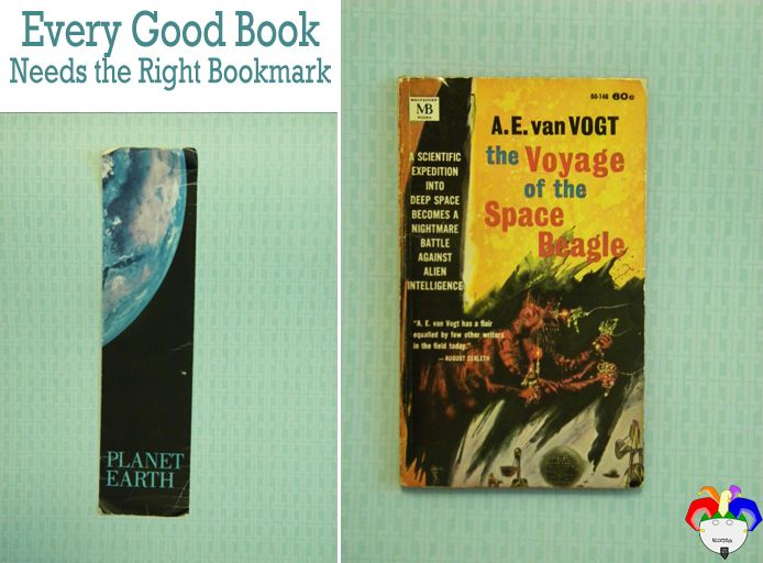 The Voyage Of The Space Beagle By A E Van Vogt Marked With