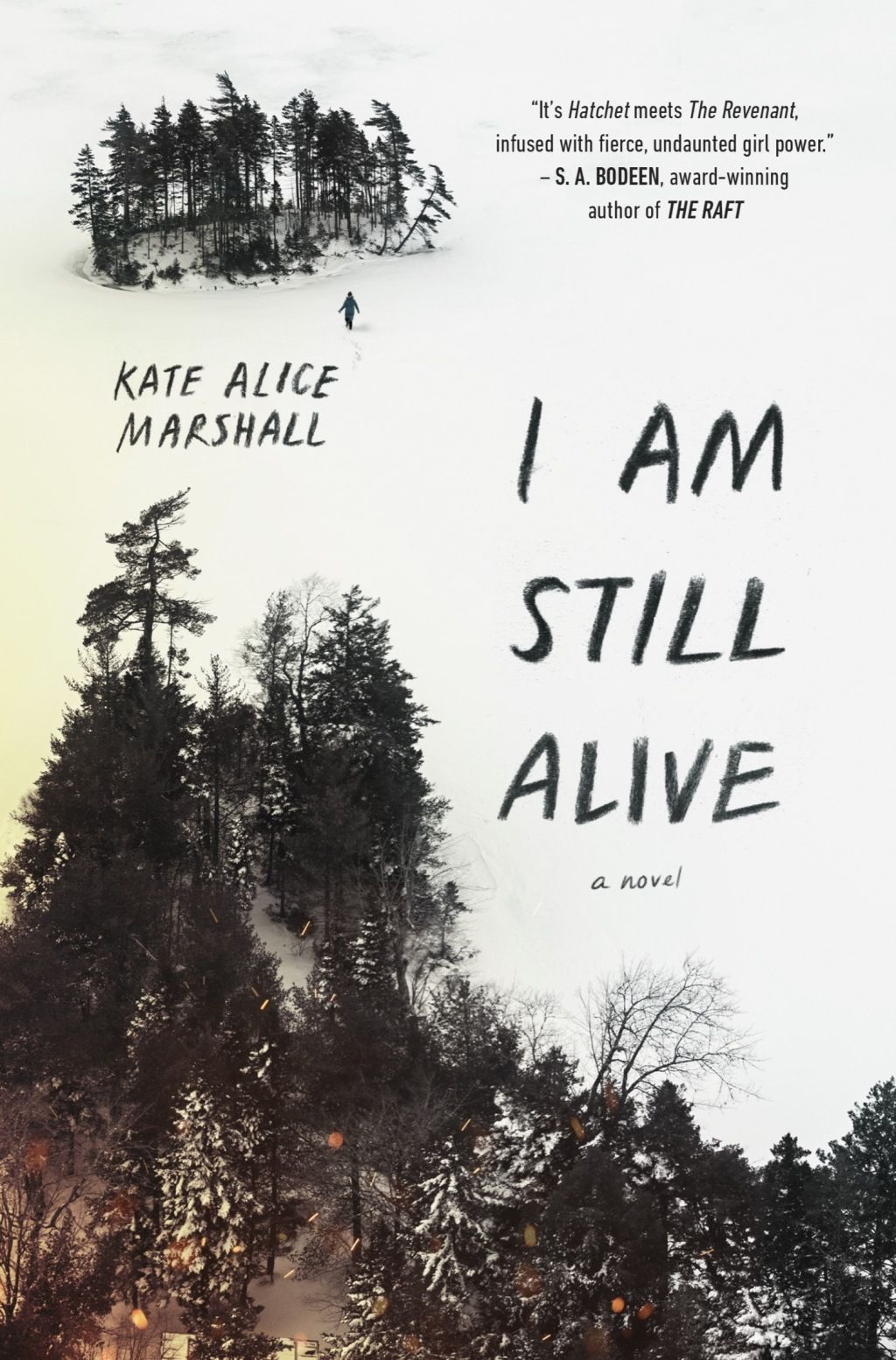 I AM STILL ALIVE by Kate Alice Marshall Read by Amy