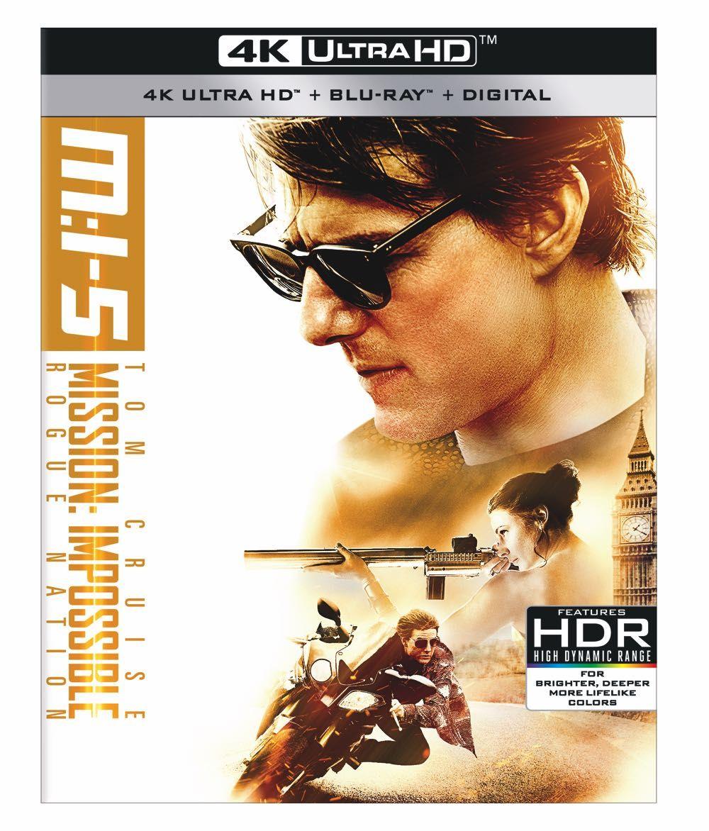 Mission Impossible 4 Kinox