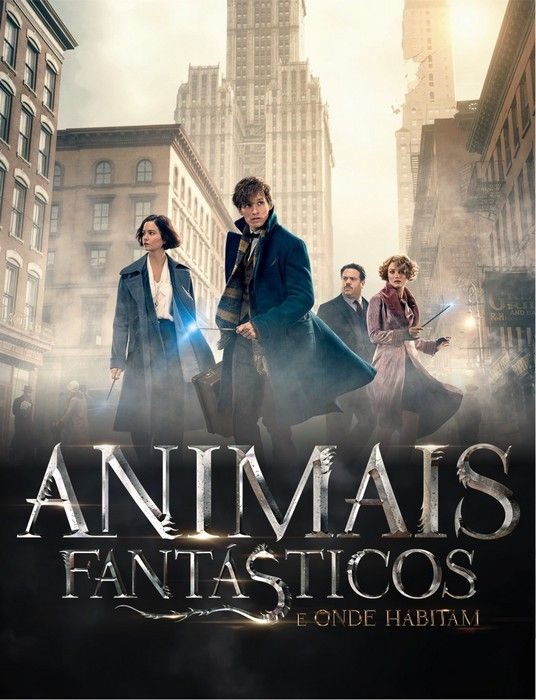 Download Torrent Filme Animais Fantasticos E Onde Habitam