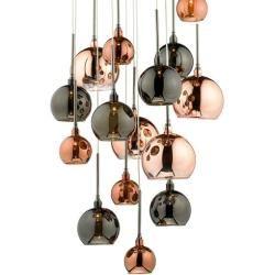 Photo of Cluster pendant lamp 15 lights ErnestineWayfair.de