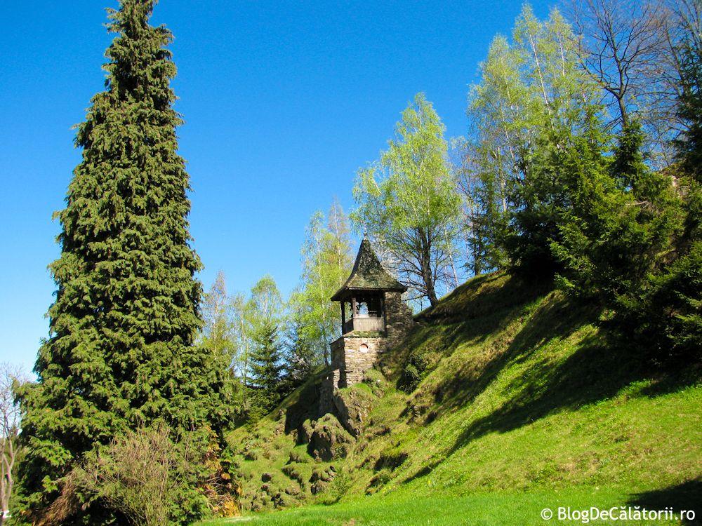 Manastirea Prislop With images Plants Tree Garden