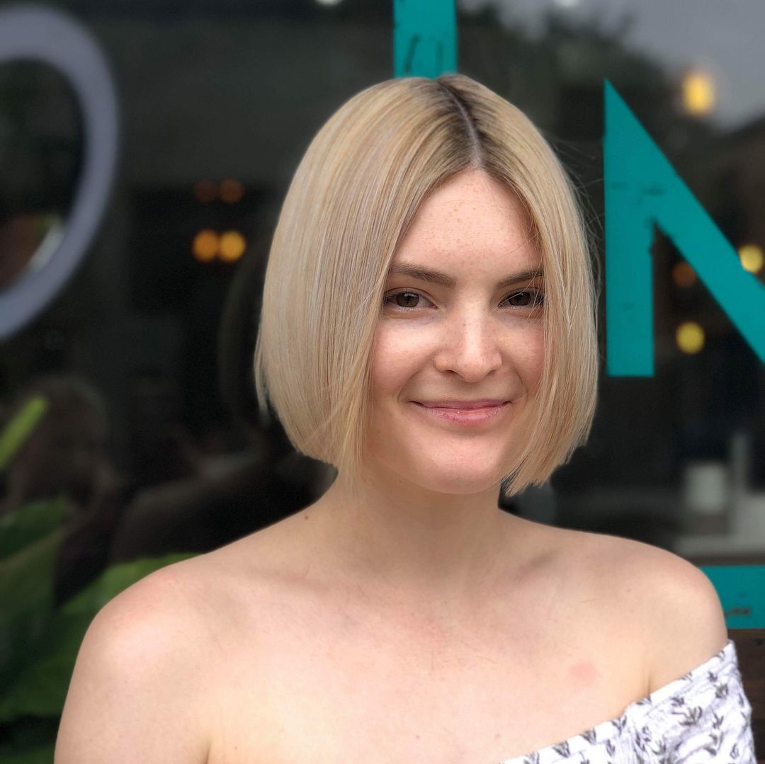 Bob Hairstyles for Beautiful Ladies   Page  of   Bob