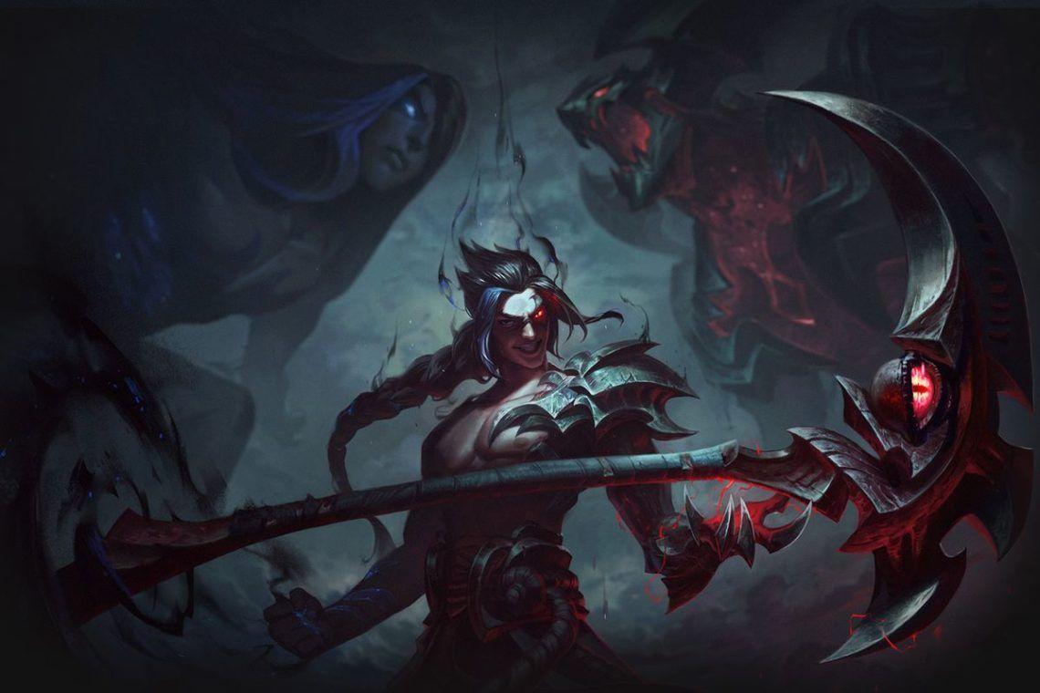League Of Legends Versi Mobile Siap Hadir Tahun Ini League Of Legends Artis Kain