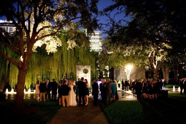 Dallas Wedding Nasher Sculpture Garden Dallas Wedding Dallas Wedding Venues Dallas Wedding Reception