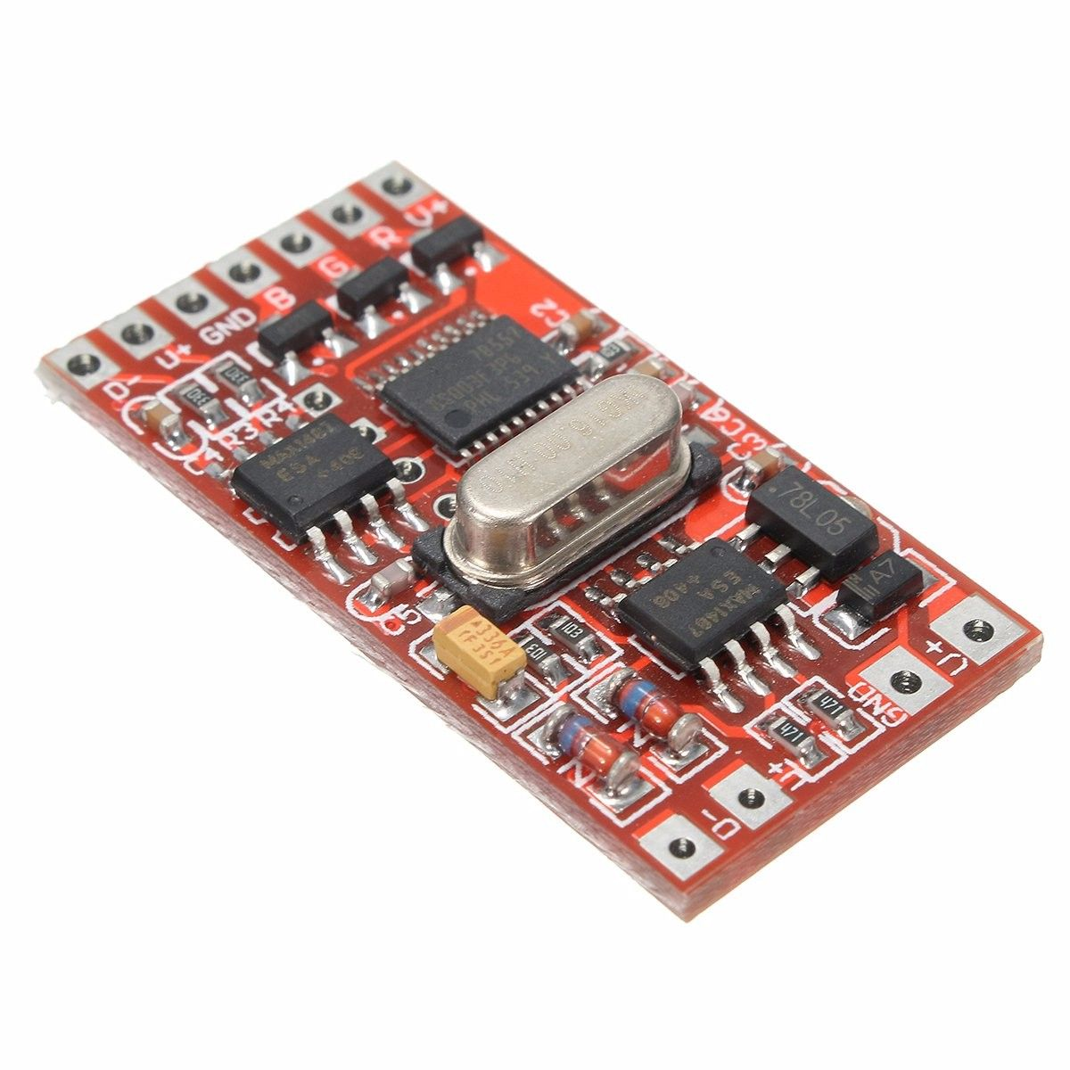 72w 3 Dmx512 Encoder Decoder Board Codering Module For Rgb Led Stage Rf Integrated Circuit Quality Suppliers Light Circuits 36x18mm