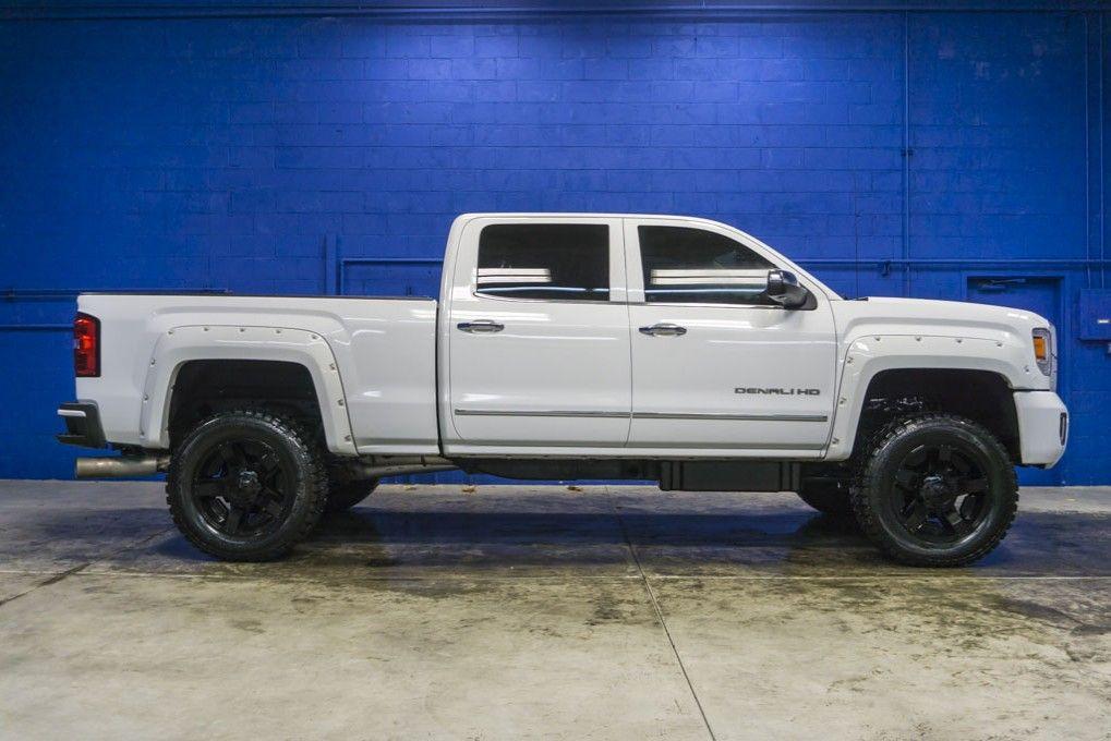 bad boy lifted 2015 gmc sierra 2500 denali 4x4 loaded duramax diesel truck for sale at northwest. Black Bedroom Furniture Sets. Home Design Ideas
