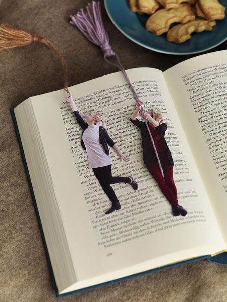 Besondere Geschenke Zu Weihnachten Selber Machen Bookmarks
