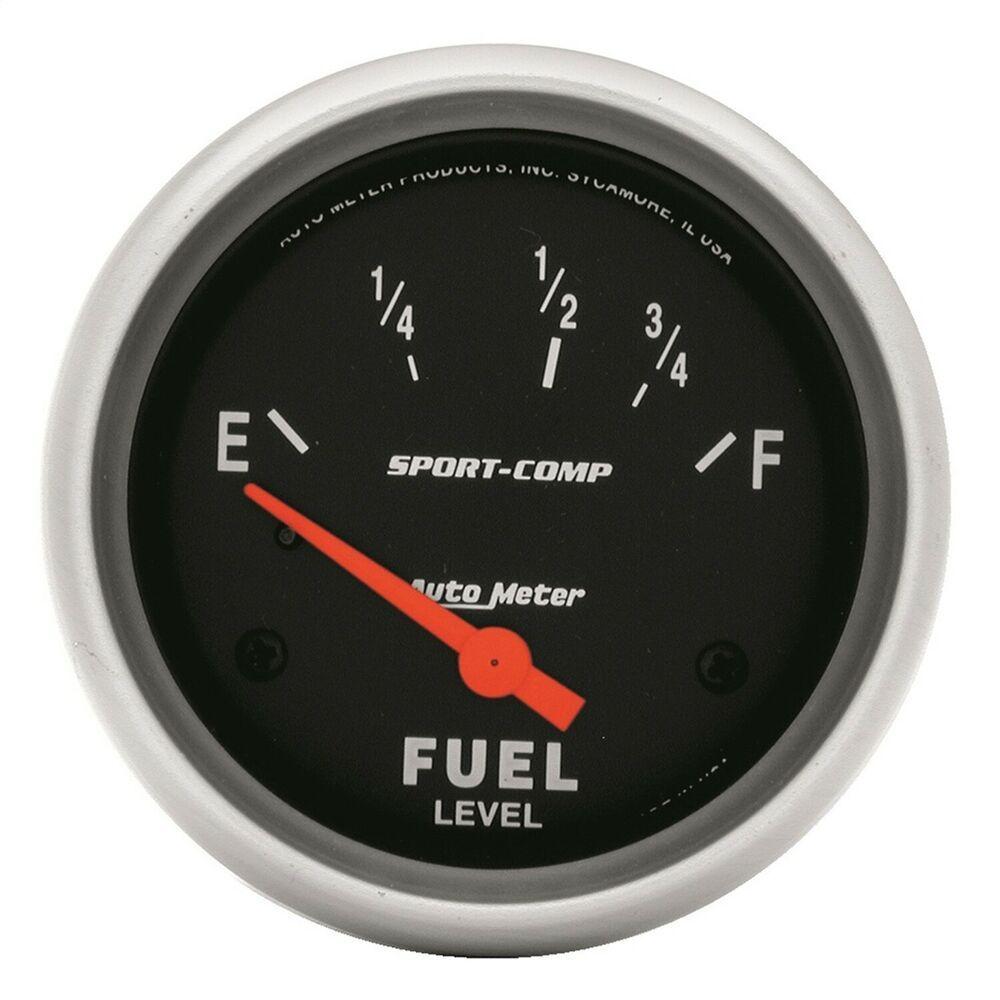 Auto Meter 5415 Pro-Comp Electric Fuel Level Gauge