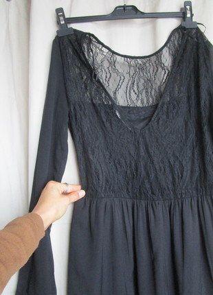 Robes cocktail noir zara