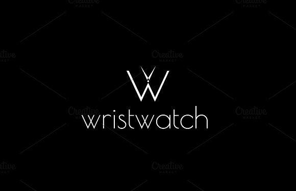 Logo Watch By Jadugar Design Studio On Creativemarket Watches Logo Logo Clocks Logos