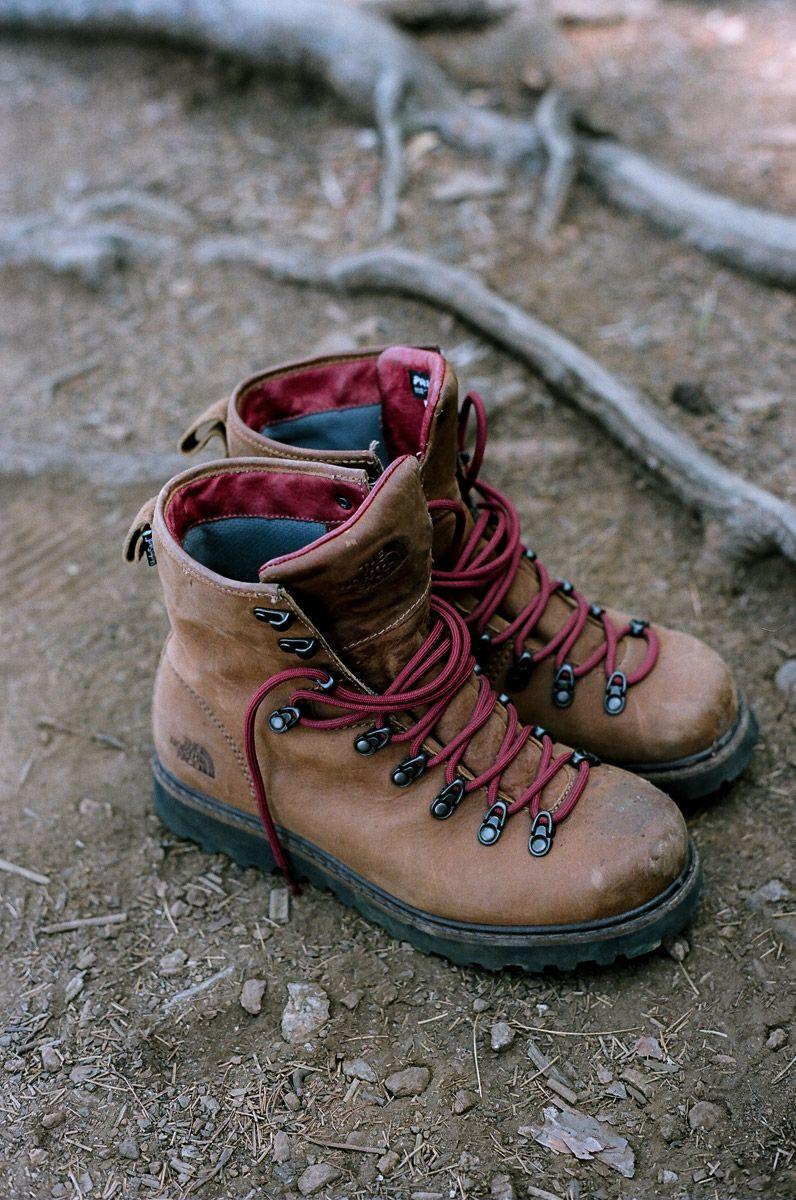 9c83966fe The North Face Ballard Mountain Boots | legs + feet | Hiking shoes ...