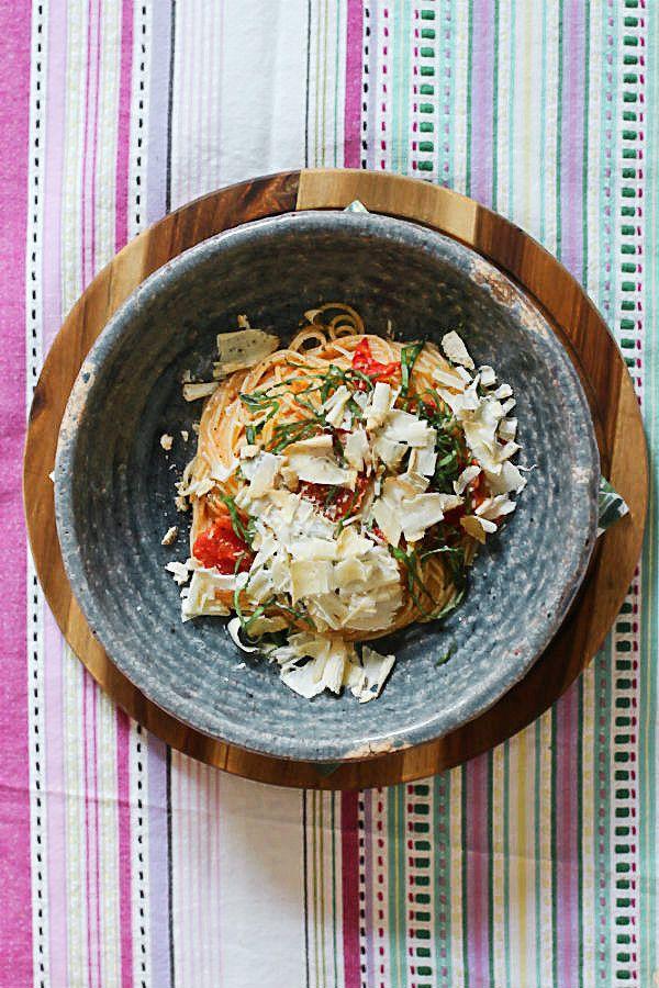 Capellini mit geschmelzten Tomaten und Belper Knolle   Arthurs Tochter kocht. Der Blog für Food, W