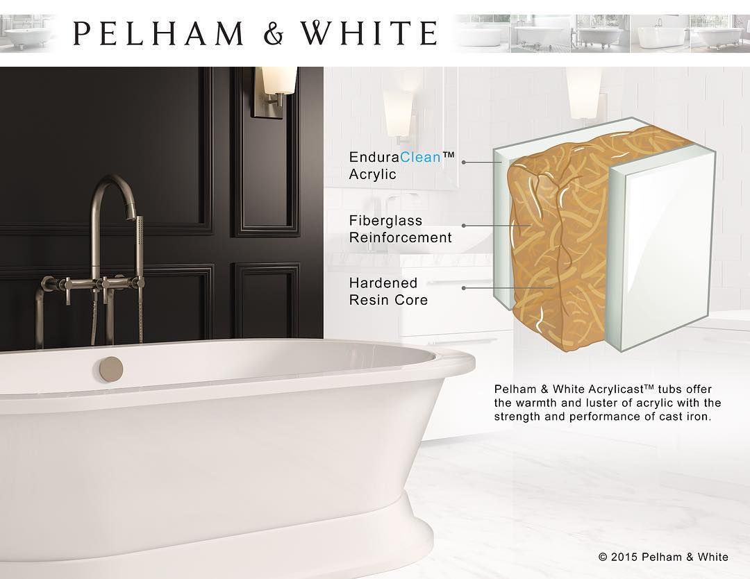 Awesome Brad A. Yoo   Bathtub Material Cutaway Vector And Graphic Design Work I Did  For