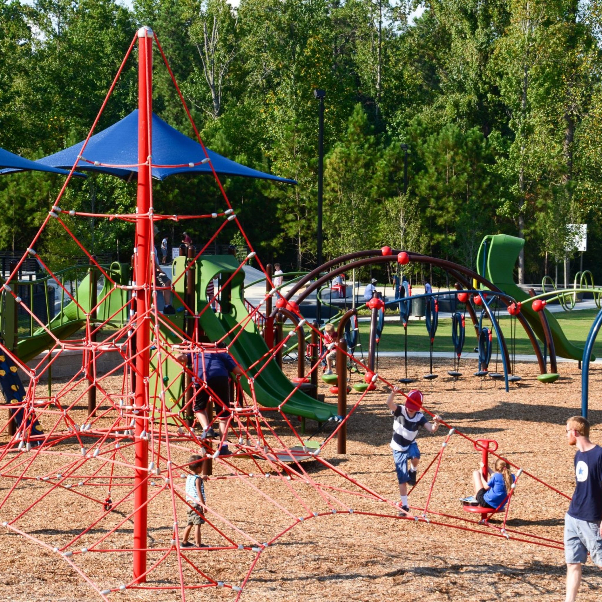 J B Williams Park Park Playground Park Slide