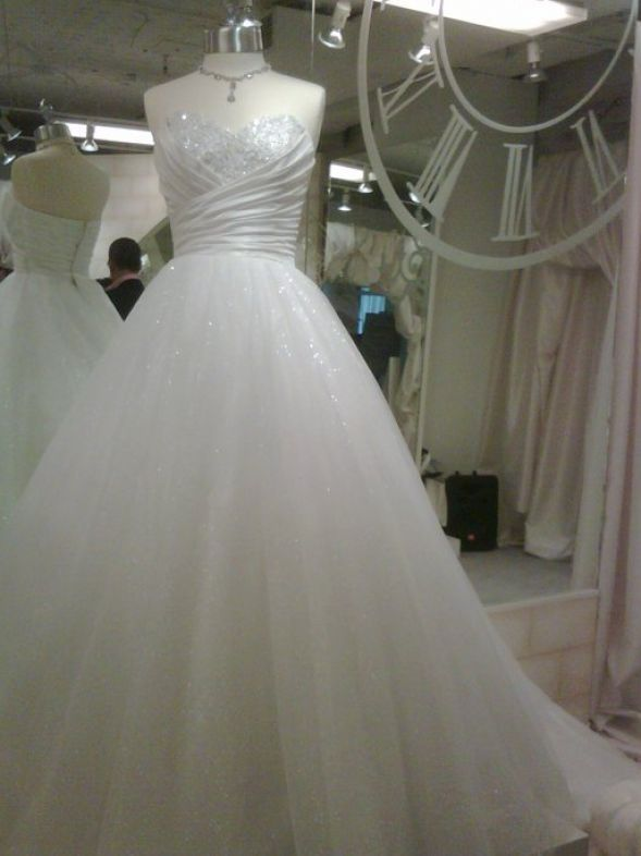 Cinderella, Alfred Angelo wedding gown | Wedding | Pinterest ...