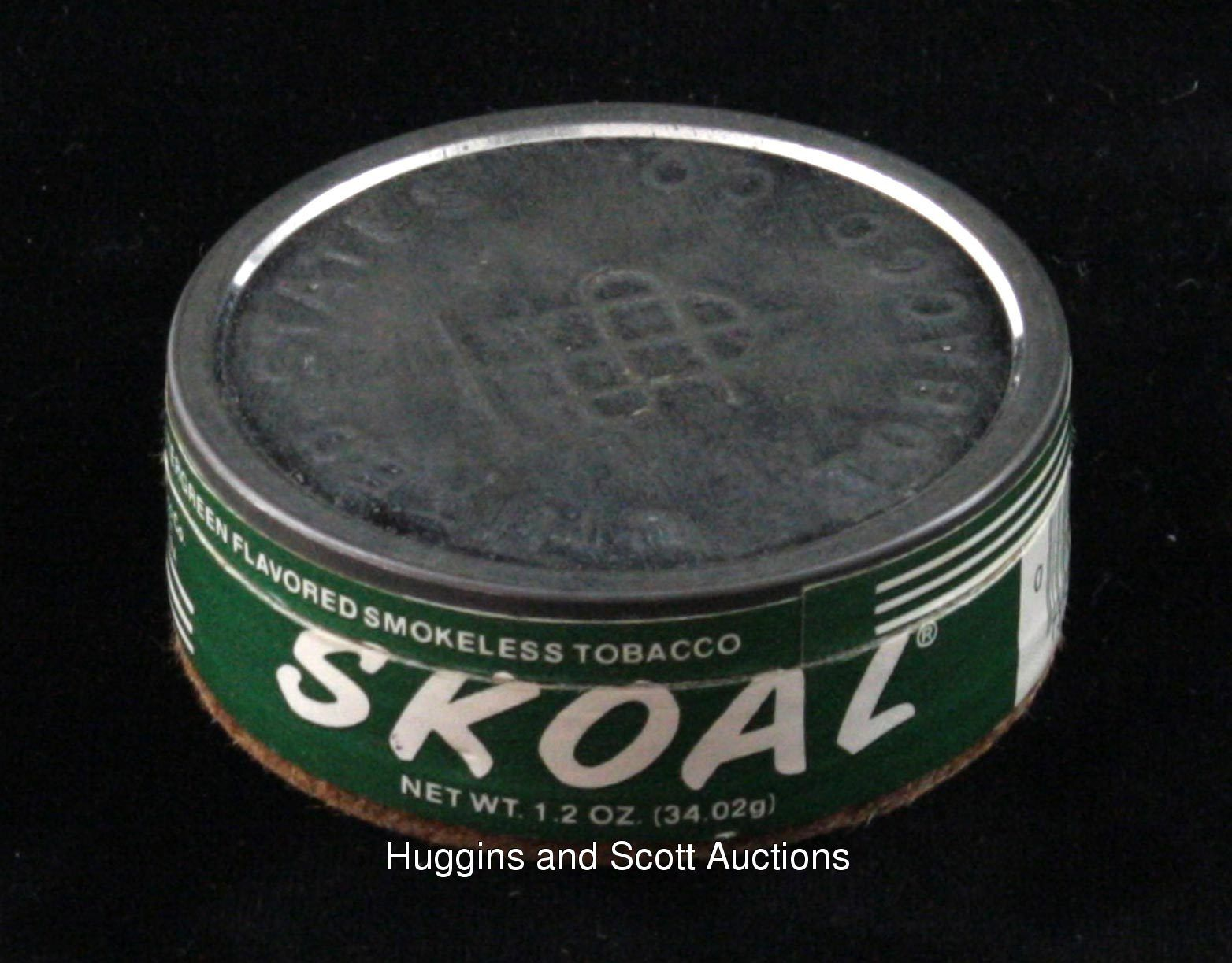 how to open can of skoal