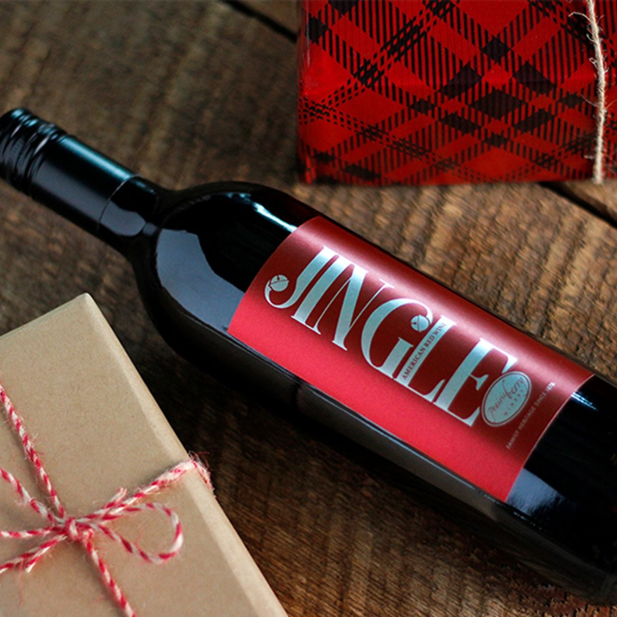 Jingle Is Here For The Holidays Fruity Red Wine Dry Red Wine Cabernet Franc