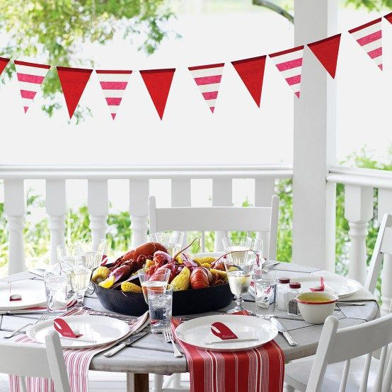 23 Amazing Labor Day Party Decoration Ideas & 23 Amazing Labor Day Party Decoration Ideas | Labor Day Bash ...