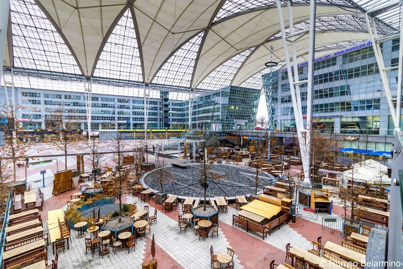 An Awesome Long Layover At The Munich Airport Munich Airport