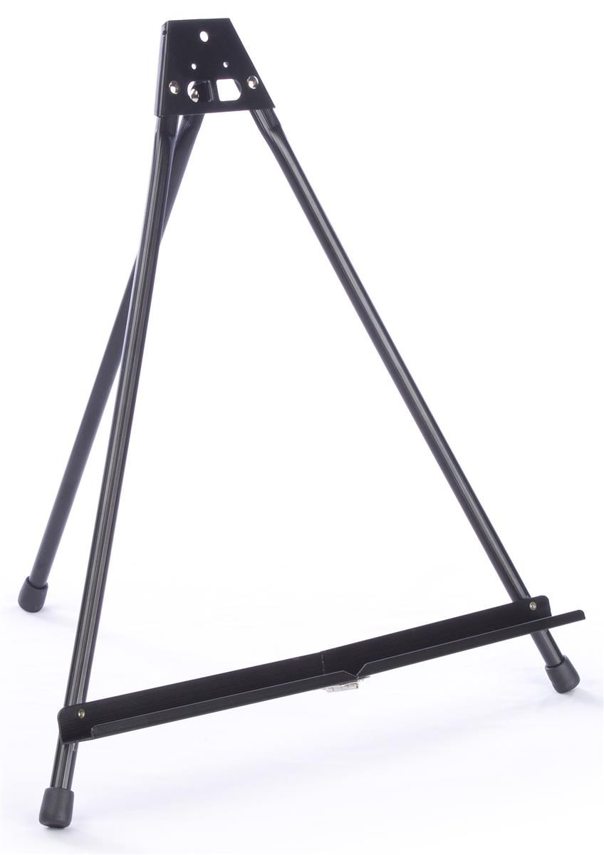 Tabletop Easel with Portable Design  x   Black